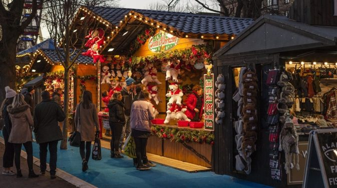 Best Christmas Markets in the South of France